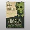 Big Box Art Abraham Lincoln Vintage Advertisement
