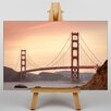 Big Box Art San Francisco Golden Gate Bridge Photographic Print on Canvas