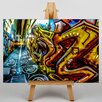 Big Box Art Graffiti No.2 Graphic Art Wrapped on Canvas