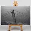 Big Box Art Golden Gate Bridge San Francisco No.3 Photographic Print on Canvas