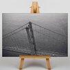 Big Box Art Leinwandbild Golden Gate Bridge San Francisco No.3, Fotodruck