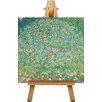 Big Box Art Apple Tree No.2 by Gustav Klimt Art Print on Canvas