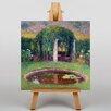 Big Box Art Leinwandbild Garden, Kunstdruck von Henri Martin