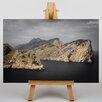 Big Box Art Leinwandbild Landscape by the Sea, Fotodruck