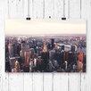 Big Box Art View of New York City Skyline Photographic Print