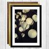 Big Box Art 'String Lantern Lights' Framed Photographic Print