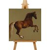 Big Box Art Whistlejacket Horse by George Stubbs Art Print on Canvas