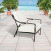 Castellano by Ancient Mosaic Studios Catalina Club Chair with Cushion