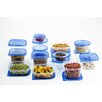 Imperial Home 34-Piece Plastic Food Food Storage Container Set