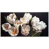 ERGO-PAUL Kunstdruck Blumenstrauß, Tulpen - 51 x 101 cm