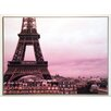 ERGO-PAUL Eiffel Tower, Paris Painting Print