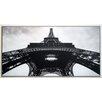 ERGO-PAUL Kunstdruck Eiffelturm - 51 x 101 cm