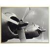 ERGO-PAUL Kunstdruck Konstellation Propeller & Gondeln - 61 x 81 cm