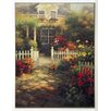 ERGO-PAUL Shade Terrace Painting Print