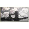 ERGO-PAUL Kunstdruck Tower Bridge, London - 51 x 101 cm