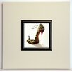 ERGO-PAUL High Heels - Wild Passion Framed Painting Print