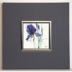 ERGO-PAUL Iris I Framed Painting Print