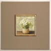 ERGO-PAUL Hatbox Freesia Framed Painting Print