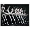 ERGO-PAUL Royal Ballet Dancers in La Bayadere Photographic Print Plaque