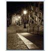 ERGO-PAUL 'Montmartre, Paris' by Vadim Ratsenskiy Photographic Print Plaque