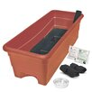 Plastic Rail Planter - EarthBox Planters