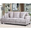 Meridian Furniture USA Ferrara Nailhead Sofa