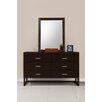 Domus Vita Design Brisbane 6 Drawer Dresser