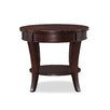 LifeStyle Solutions Bridgeport Round End Table