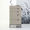 Argo Furniture Devitto 5 Drawer Chest