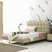Argo Furniture Devitto Queen Flatform Bed