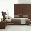 Argo Furniture Bella Queen Panel Customizable Bedroom Set