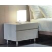 Argo Furniture 2 Drawer Nightstand