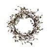 Shea's Wildflowers Cotton Wreath