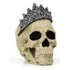 Shea's Wildflowers Decorative Halloween Skull