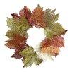 "Shea's Wildflowers 26"" Leaf Wreath"