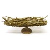 Shea's Wildflowers Driftwood Table Decorative Urn