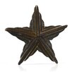 Shea's Wildflowers Vintage Small Barn Wood Star Sculpture