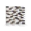 Smart Tiles 6-tlg. 23,11 cm x 25,91 cm Wandfliese Murano Stone