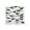 Smart Tiles Muretto Prairies 25.91cm x 23.11cm Tile (Set of 6)