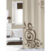 Sealskin Duchess Shower Curtain