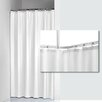 Sealskin Madeira 2 Piece Corner Shower Curtain Set
