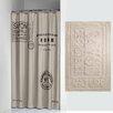 Sealskin Savon De Provence 2 Piece Shower Curtain Set