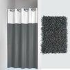 Sealskin Filato 2 Piece Shower Curtain Set
