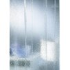 Sealskin Crystal Vinyl Shower Curtain