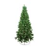 Northlight Seasonal 6' Green Pine Artificial Christmas Treewith 150 Clear Lights with Stand