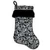 Northlight Seasonal Flourish Christmas Stocking