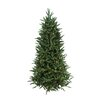 Northlight Seasonal 6.5' Mixed Pine Multi-Function Artificial Christmas Tree with Clearand Multi Light