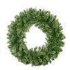 Northlight Seasonal Pre-Lit Noble Fir Artificial Christmas Wreath