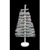 Northlight Seasonal 3' White Country Twig Artificial Christmas Tree with 48 Multi Light