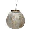 Northlight Seasonal Moroccan Style 1 Light Globe Pendant